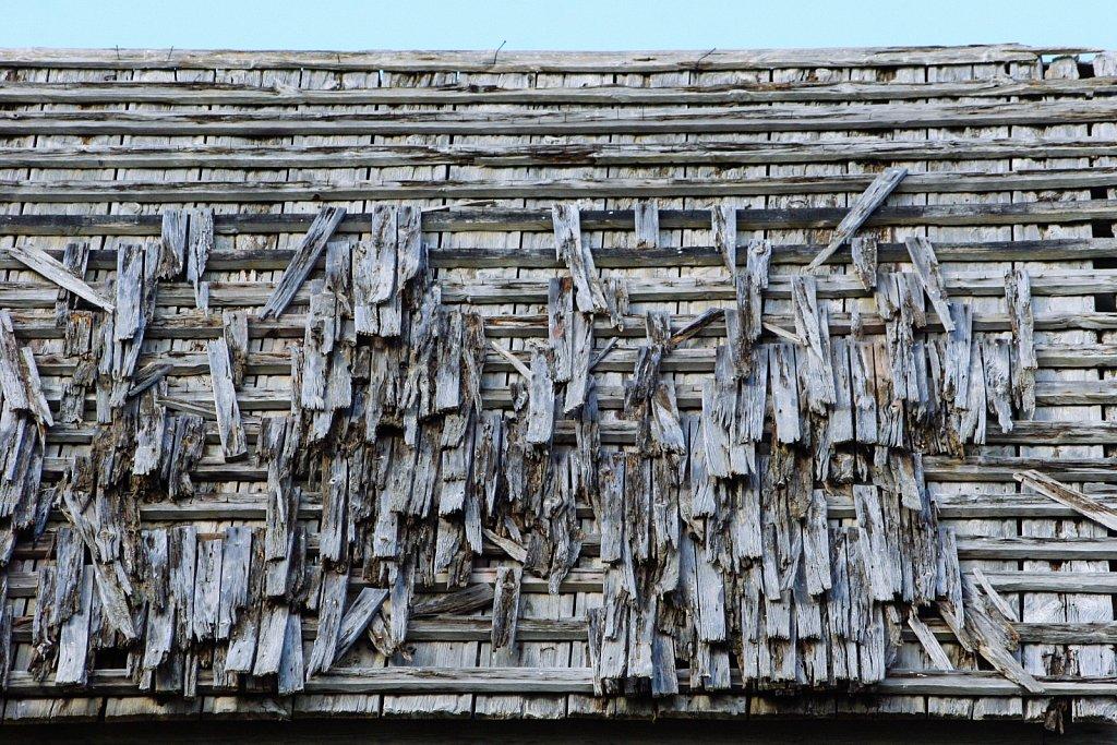 Vilsandi päästepaadikuuri katus